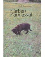 Párban Pannással (dedikált) - Noth Zsuzsánna