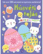 Húsvéti tojás - Matricás foglalkoztató - Nyírő Erzsébet