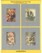 Meisterzeichnungen aus New York - Oberhuber, Konrad, Sabine Kehl-Baierle