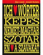 Német-magyar módszertani tematikus képes szótár - Ódor László, Szendrő Borbála