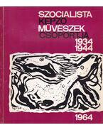 Szocialista képzőművészek csoportja 1934-1944 - Oelmacher Anna