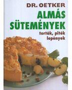 Almás sütemények - Oetker dr.