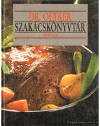 Dr. Oetker szakácskönyvtár - Húsételek - Oetker dr.