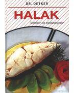 Halak - Oetker dr.