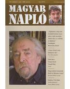 Magyar Napló 2009. március - Oláh János