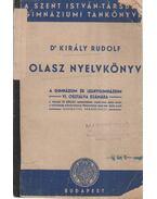 Olasz nyelvkönyv - Dr. Király Rudolf