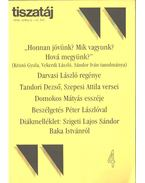 Tiszatáj 1998. április - Olasz Sándor