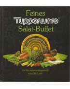 Feines Tupperware Salat-Buffet - Olli Leeb