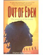 Out of Eden - The peopling of the world - OPPENHEIMER, STEPHEN