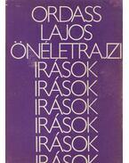 Önéletrajzi írások - Ordass Lajos