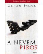 A nevem Piros - Orhan Pamuk