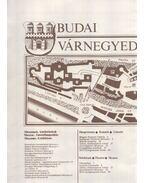 Orientáló grafika 1986/10 - Budai Várnegyed