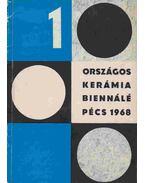 1. Országos Kerámia Biennálé - Romváry Ferenc