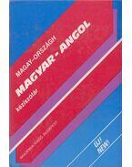 Magyar-angol kéziszótár - Országh László, Magay Tamás