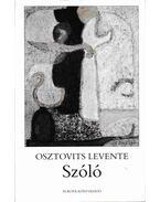 Szóló - Osztovits Levente