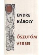 Őszutóm versei - Endre Károly