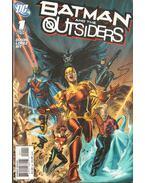 Batman and the Outsiders 1. - Dixon, Chuck, Lopez, Julian