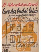 Csendes budai lakás - P. Ábrahám Ernő