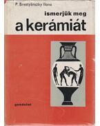 Ismerjük meg a kerámiát - P. Brestyánszky Ilona