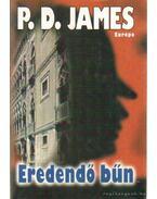 Eredendő bűn - P. D. JAMES