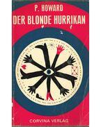 Der blonde Hurrikan - P. Howard