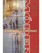Ötdimenziós acélköltészet-Five Dimensional Steel-Poetry-Fünfdimensionale Stahlpoesie - P. Szabó Ernő