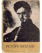 Petőfi-mozaik - Paál Rózsa, Wéber Antal