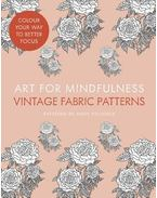Art of Mindfulness - Vintage Fabric Patterns - PACIOREK, ANDREW (illustrator)