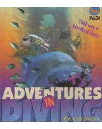 PADI Adventures in Diving kézikönyv