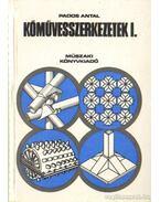 Kőművesszerkezetek I-II. kötet - Pados Antal