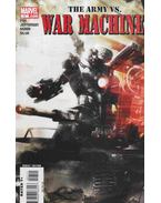 War Machine No. 7. - Pak, Greg, Allan Jefferson, Asrar, Mahmud