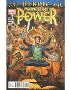 Heroic Age: Prince of Power No. 4 - Pak, Greg, Brown, Reilly, Archer, Adam, Fred Van Lente