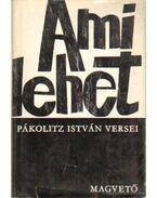 Ami lehet - Pákolitz István