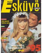 Magyar Esküvő 1995/1 - Palásti Andrea