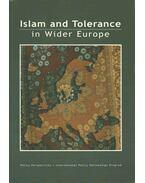 Islam and Tolerance in Wider Europe - Pamela Kilpadi