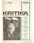 Kritika 73/10 - Pándi Pál