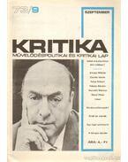 Kritika 73/9 - Pándi Pál