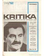 Kritika 74/12 - Pándi Pál