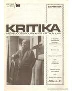 Kritika 75/9 - Pándi Pál