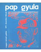 Pap Gyula - F. Mihály Ida