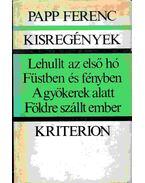 Kisregények - Papp Ferenc