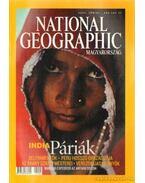 National Geographic Magyarország 2003. Június 4. szám - Papp Gábor
