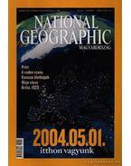 National Geographic Magyarország 2004. Május 5. szám - Papp Gábor