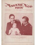 Magyar Nők Lapja 1942. IV. évfolyam 8. szám - Papp Jenő