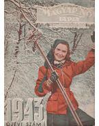 Magyar Nők Lapja 1943. V. évfolyam 1. szám - Papp Jenő