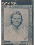 Magyar Nők Lapja 1943. V. évfolyam 9. szám - Papp Jenő