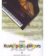 Zongora ABC 1. - Papp Lajos