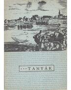 Paraszti társadalom és műveltség a 18-20. században III. - Tanyák
