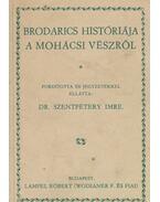 Brodarics históriája a mohácsi vészről - Paréj Lajos (szerk.)