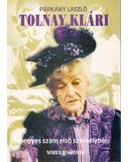 Tolnay Klári - Párkány László